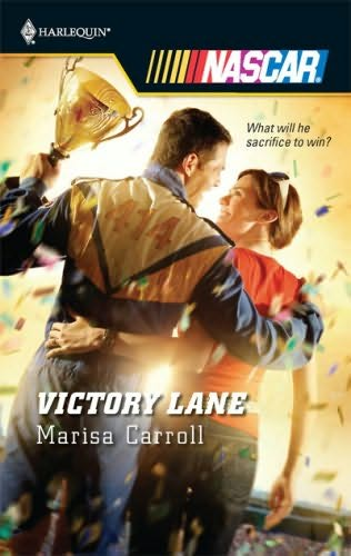 book cover of Victory Lane