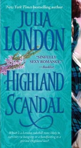 Scandalous Series  - Julia London