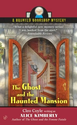 book cover of The Ghost and the Haunted Mansion