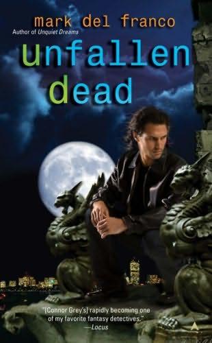 book cover of Unfallen Dead