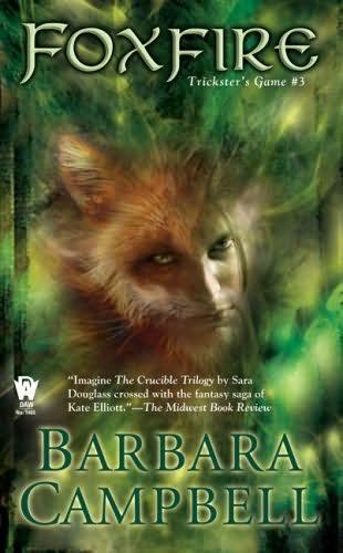 book cover of Foxfire