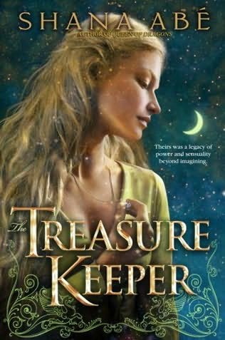book cover of The Treasure Keeper