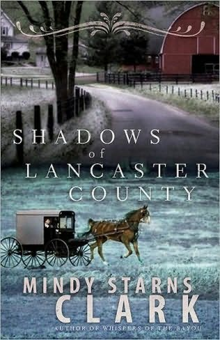 book cover of Shadows of Lancaster County