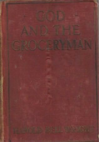 book cover of God and the Groceryman