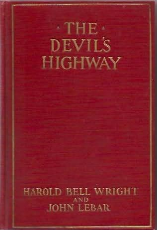 book cover of The Devil\'s Highway