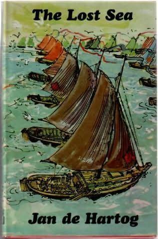 book cover of The Lost Sea
