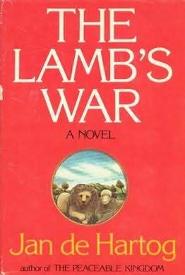 book cover of The Lamb\'s War