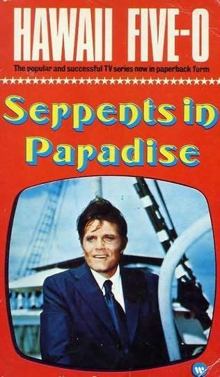 book cover of Serpents In Paradise