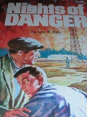 book cover of Nights of Danger