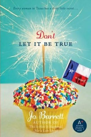 book cover of Don\'t Let It Be True
