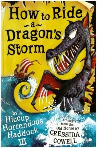 How to Train Your Dragon 07 - How to Ride a Dragon's Storm - Cressida Cowell