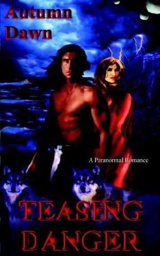 book cover of Teasing Danger