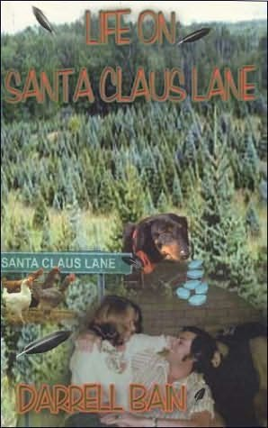 book cover of Life on Santa Claus Lane