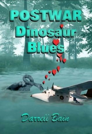 book cover of Postwar Dinosaur Blues