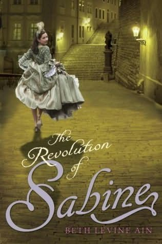 book cover of The Revolution of Sabine