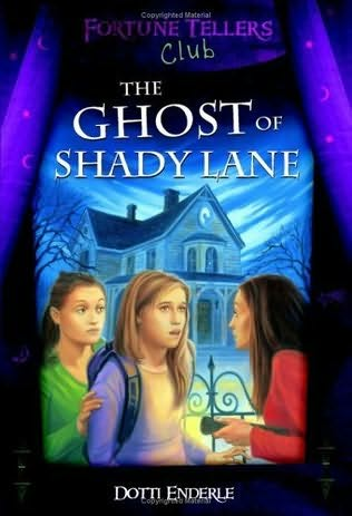 book cover of The Ghost of Shady Lane