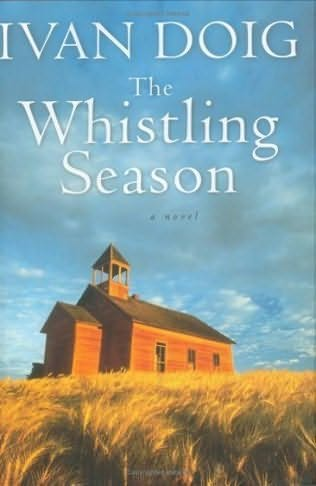 book cover of The Whistling Season