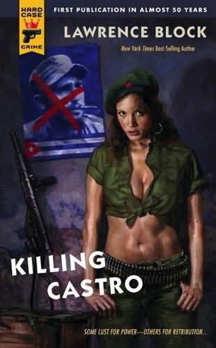 book cover of Killing Castro