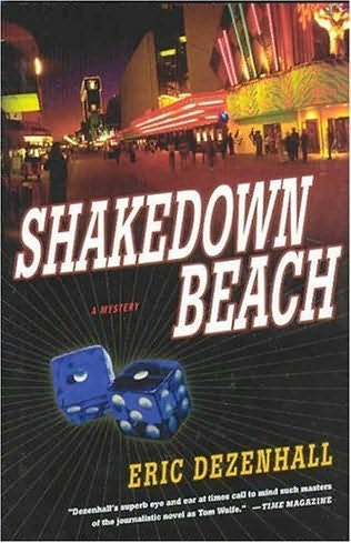 book cover of Shakedown Beach