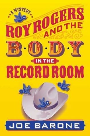 book cover of The Body in the Record Room