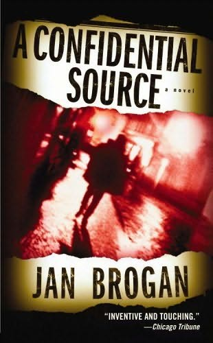 book cover of A Confidential Source