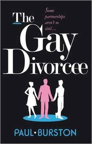 book cover of The Gay Divorcee