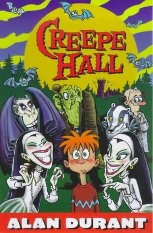 book cover of Creepe Hall