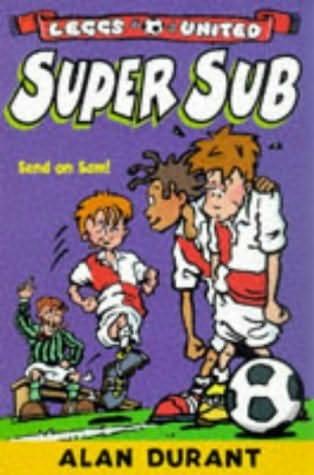 book cover of Super Sub