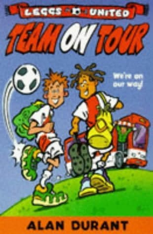 book cover of Team On Tour