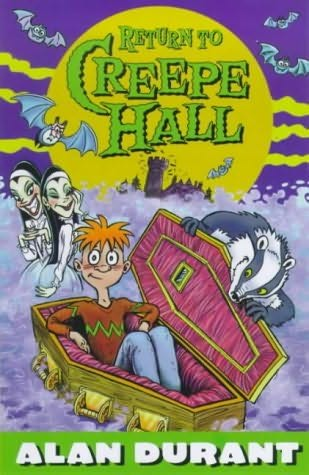 book cover of Return to Creepe Hall