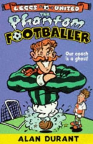 book cover of The Phantom Footballer