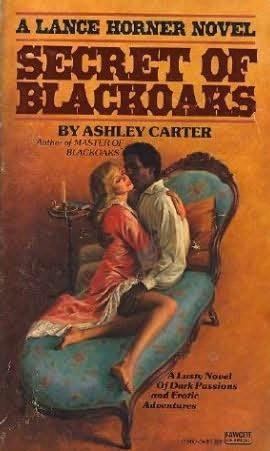 book cover of Secret of Blackoaks