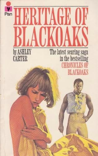 book cover of Heritage of Blackoaks