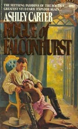 book cover of Rogue of Falconhurst