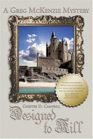 book cover of Designed to Kill