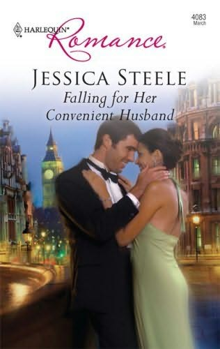 book cover of Falling for Her Convenient Husband