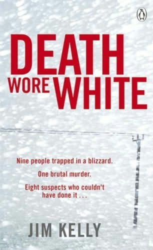 Death Wore White (DI Peter Shaw & DS George Valentine series Book 1)
