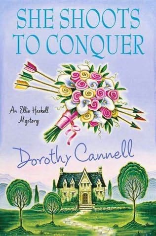 book cover of She Shoots to Conquer