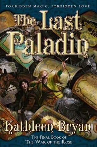 book cover of The Last Paladin