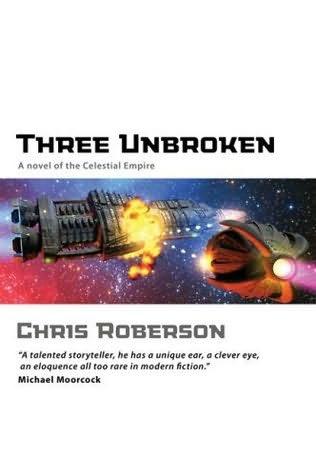 book cover of Three Unbroken