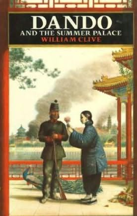book cover of Dando and the Summer Palace