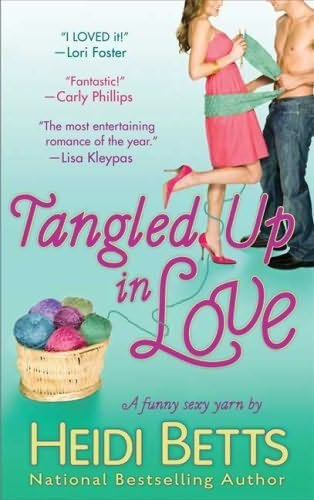 book cover of Tangled Up in Love