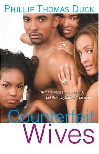 book cover of Counterfeit Wives