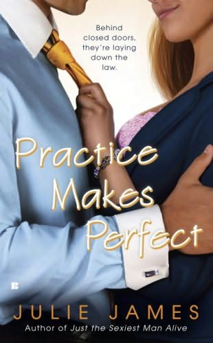 Michelle's Book Review: Practice Makes Perfect by Julie James