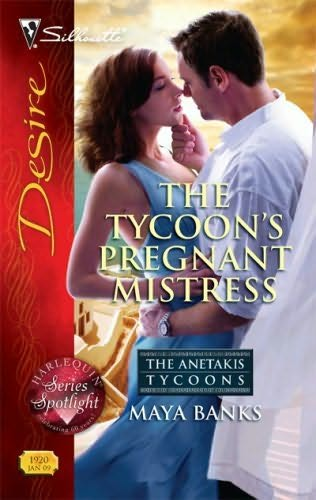 book cover of The Tycoon\'s Pregnant Mistress
