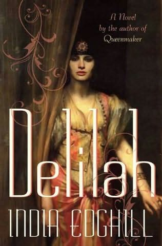 book cover of Delilah