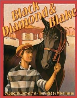 book cover of Black Diamond and Blake