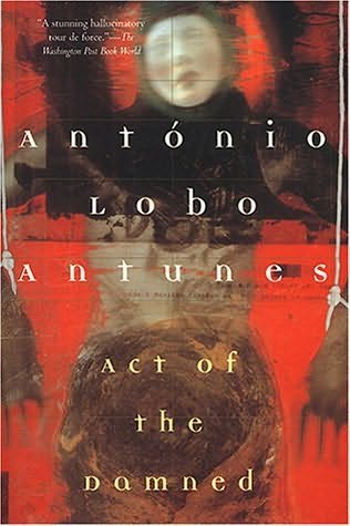 book cover of Act of the Damned