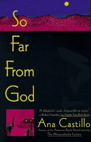 book cover of So Far from God