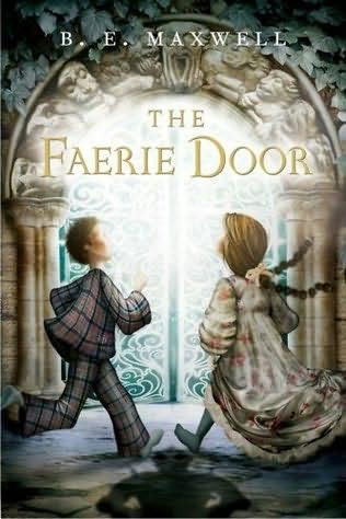 book cover of The Faerie Door